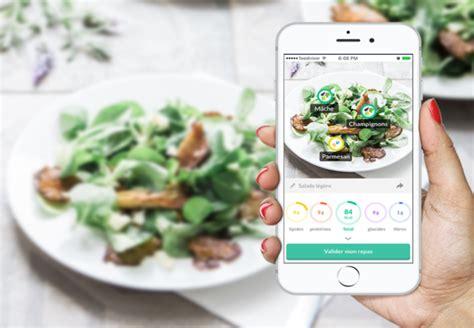 appli cuisine foodvisor l 39 application mobile qui compte les calories à