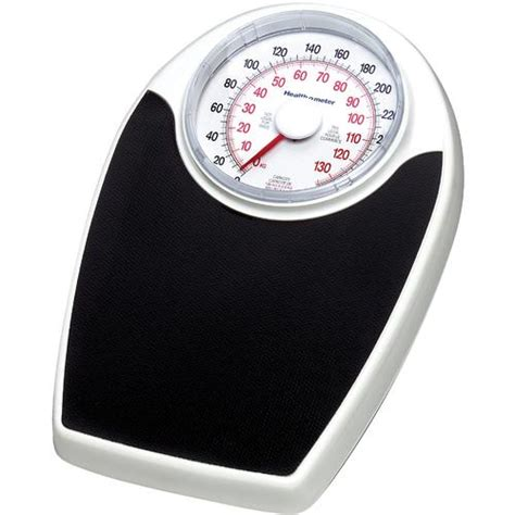 healthometer kl large dial bathroom scale    lb