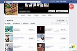 Facebook Friends List On Profile | www.pixshark.com ...