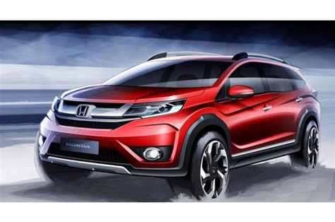 Exclusive! Honda Readying Two New Suvs For India