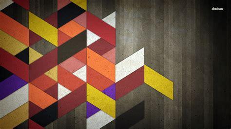 Abstract Geometric Shapes Wallpaper by Geometric Shape Hq Desktop Wallpaper 23084 Baltana