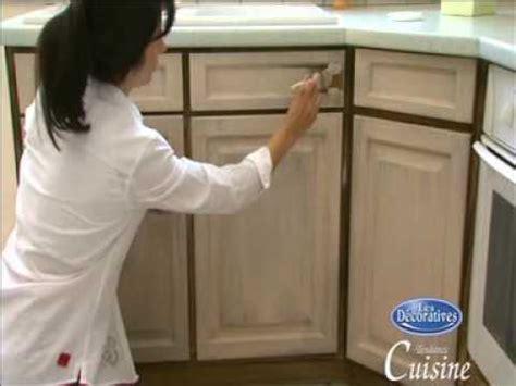 peinture d armoire de cuisine peinture quot tendance cuisine quot les décoratives sur