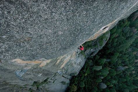The Reality Behind Filming Free Solo Uncrate