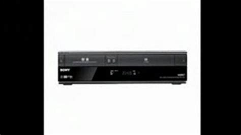Best Buy Dvd Recorder Best Buy Sony Rdr Vxd655 Vhs Dvd Recorder Combo With