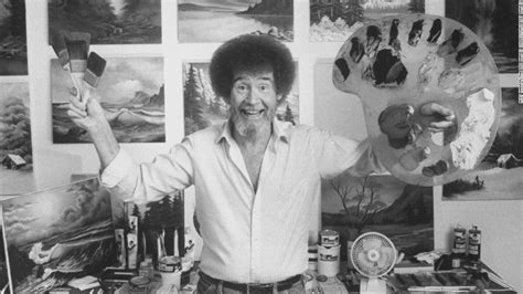 Bob Ross Marathon Underway On Twitch