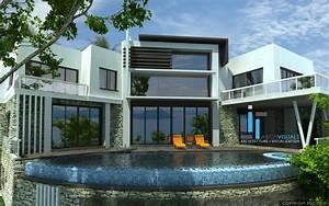Top, Ten, Modern, House, Designs, 2016