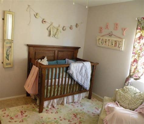 chambre bebe vintage meuble de chambre blanc quelle couleur pour les murs