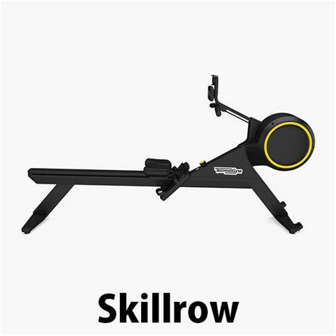 skill row technogym 3d model skillrow technogym turbosquid 1168185