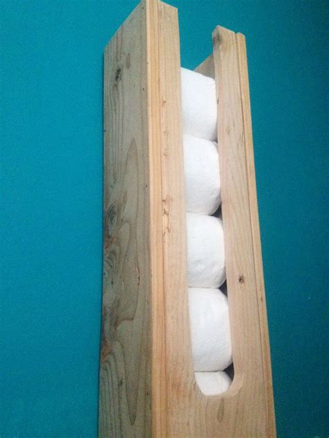 toilet roll holder pallet wood wooden pallets