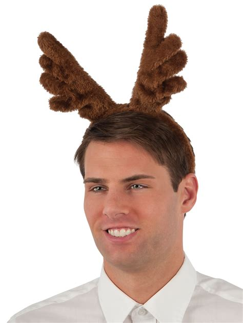 cheap soft touch reindeer antlers at go4costumes com