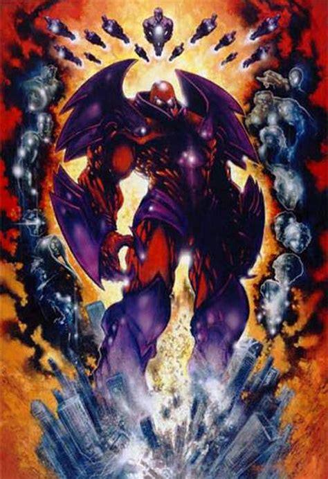 onslaught marvel comic character villains comics magneto characters vs dc capcom xmen fire fightersgeneration characters2 desde guardado uploaded user