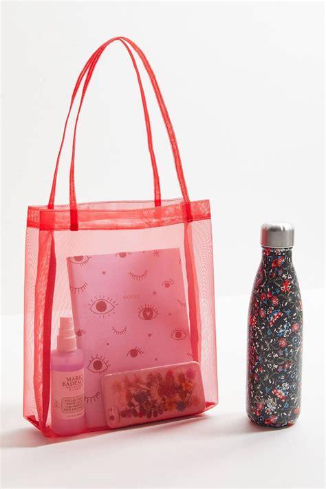 Rayne Mesh Tote Bag New Arrivals Bags
