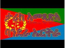 The History and meaning of the Eritrean Flag YouTube