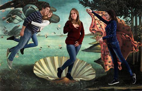 Entrando Nei Quadri Di Botticelli...