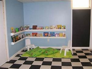 kids playroom ideas for the comfortable and safe playtime With ideas for a play room