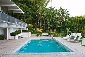 Amenagement Autour Piscine Photos : am nagement jardin paysager autour d une piscine 40 id es ~ Mglfilm.com Idées de Décoration