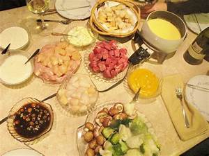 Dips Zum Fondue : girls night fondue party kimversations ~ Lizthompson.info Haus und Dekorationen