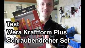 Wera Schraubendreher Set : test wera kraftform plus serie 100 vde schraubendreher satz lasertip schraubendreher set test ~ Orissabook.com Haus und Dekorationen