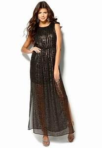 Vila klänning glittrig