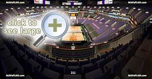 Talking Stick Resort Arena Us Airways Center Seat Row