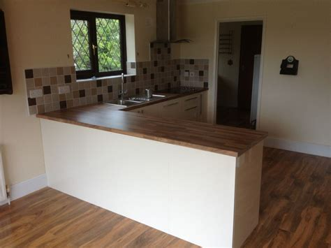 Recent B&q Kitchen Project  Wight Fit Kitchens Isle Of Wight