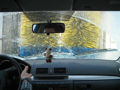 Free photo: Car Wash, Car, Wash, Clean, Water - Free Image