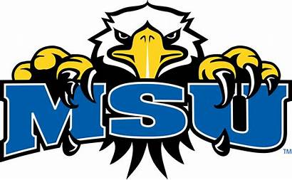Morehead State University Eagles College Logos Eagle
