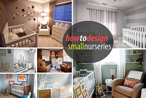 tips  decorating  small nursery