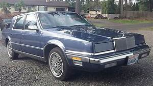 Purchase Used 1989 Chrysler New Yorker Very Low Miles In