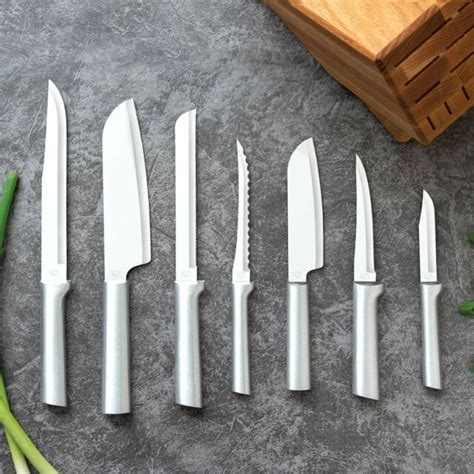 Rada Cutlery 7pc Kitchen Knife Super deal, USA MADE cooks ...