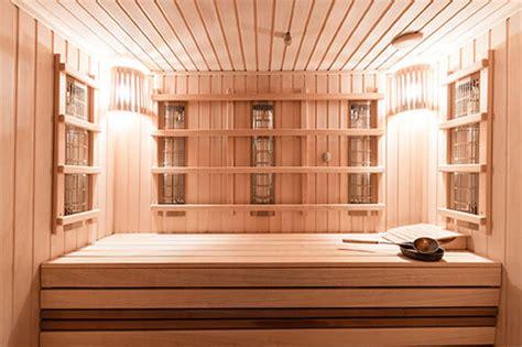 Infrarot Sauna Für Zuhause by Wellness Zuhause Das Spa In Den Eigenen Vier W 228 Nden