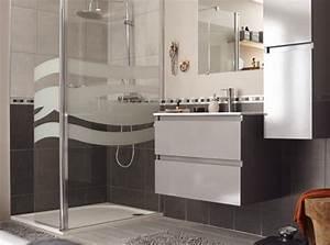 tout savoir sur la douche a l39italienne leroy merlin With porte d entrée pvc avec exemple de salle de bain avec douche italienne