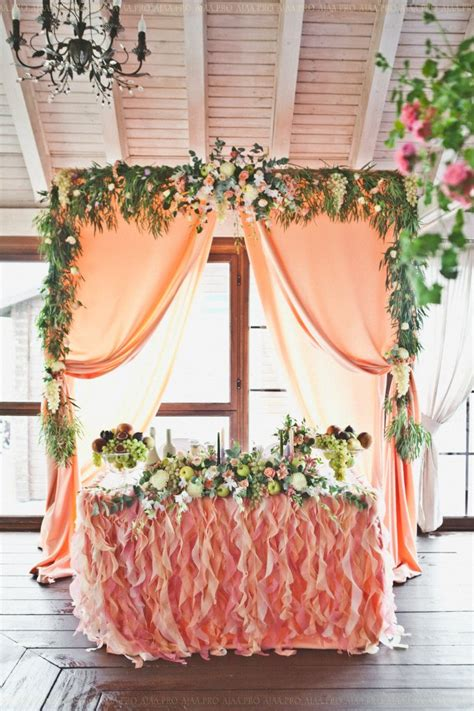 1000 Images About Backdrops Sweetheart And Head Tables