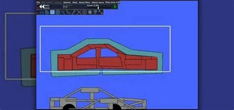 How To Make A 3d Crash Car In The Phun 2d Physics Sandbox