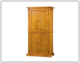 Free Standing Kitchen Pantry Furniture Free Standing Pantry Cabinet Home Design Ideas