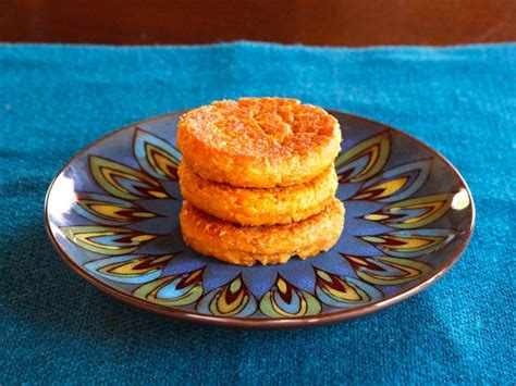 country kitchen pancake recipe sweet potato coconut chremslach hanukkah recipe 6115