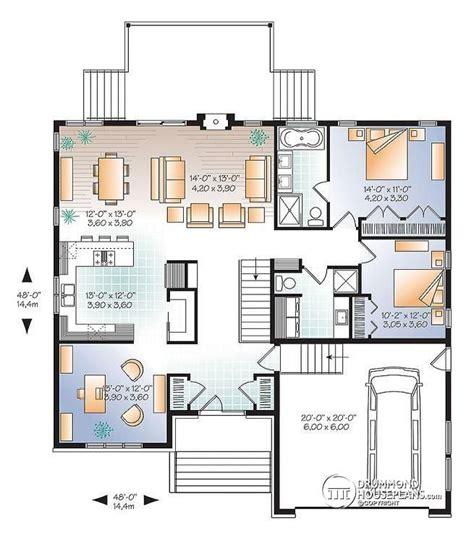 modern floorplans 158 best modern house plans contemporary home designs