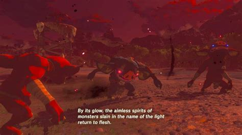 Zelda Blood Moon My Thoughts And Experiences With Blood Moons Zelda Amino
