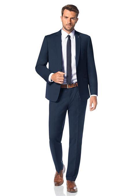 blauer anzug hochzeit herren bruno banani anzug bei baur kaufen anz 252 ge anzug herren m 228 nner anzug und mann im anzug