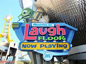 monsters inc laugh floor With monster inc laugh floor