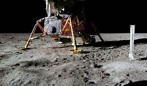 PHOTOS: 8 Moon-Landing Hoax Myths -- Busted