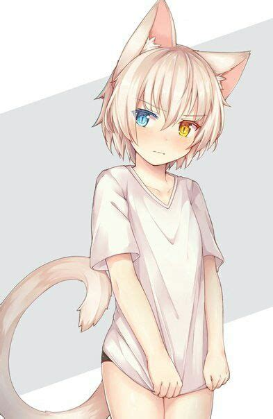 anime boy with cat 17 best neko images on anime