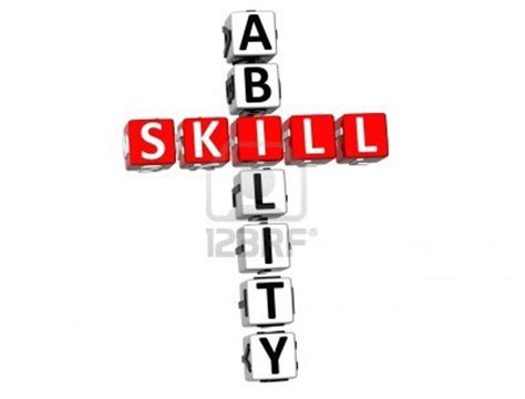 Exles Of Skills And Abilities by Unlimited In Skill And Ability The Journey