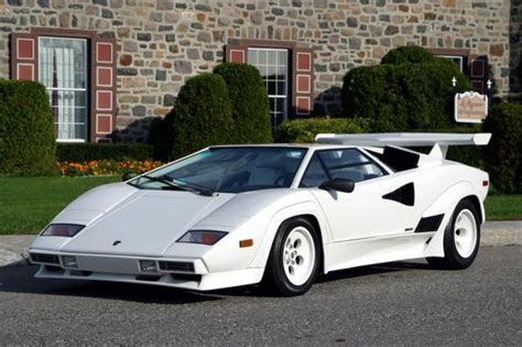 lamborghini countach  informations articles