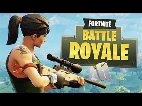 ganar partidas fortnite battle royale youtube