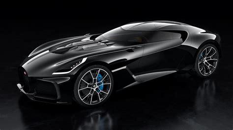 2020 will be a special year for bugatti. Three wild concept cars from Bugatti