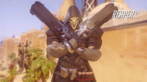 overwatch reaper gameplay trailer ign video