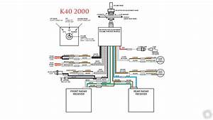 K40 Radar Detector Wiring Diagram
