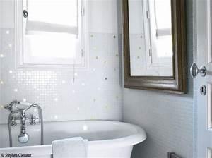 stunning petite salle de bain idee deco contemporary With faience petite salle de bain