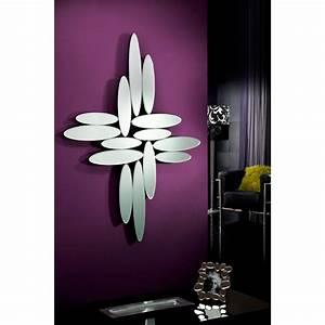 Miroir Design De Formes Elliptiques